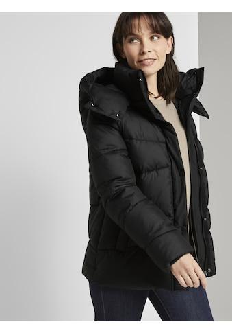 TOM TAILOR Winterjacke »Puffer Winterjacke« kaufen