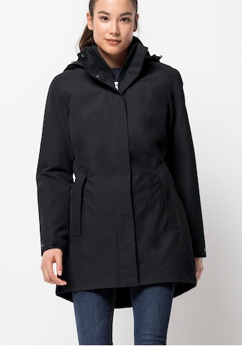 Jack Wolfskin Kurzmantel »MADISON AVENUE COAT« kaufen