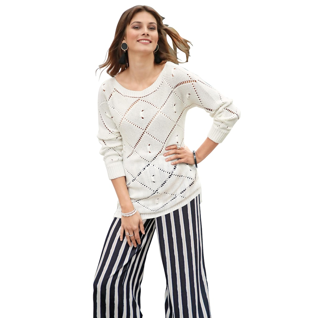 Ambria Strickpullover »Pullover«