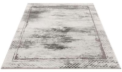 Carpet City Teppich »Noa 9332«, rechteckig, 11 mm Höhe, Wohnzimmer kaufen