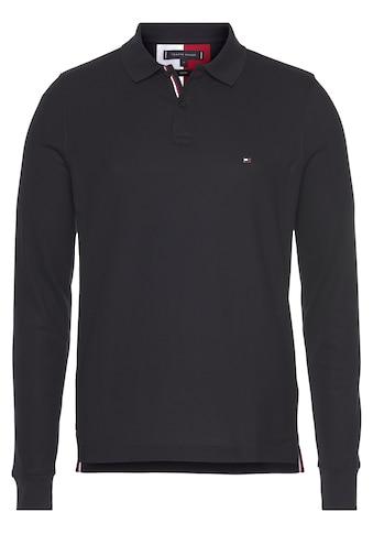 Tommy Hilfiger Langarm-Poloshirt »LUXURY STRETCH SLIM LS POLO« kaufen