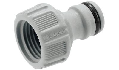 """GARDENA Schlauchanschlussstück »18200 - 20«, 21 mm (G 1/2"""") kaufen"""