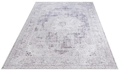 Teppich, »Odin«, DELAVITA, rechteckig, Höhe 6 mm, Transferdruck kaufen