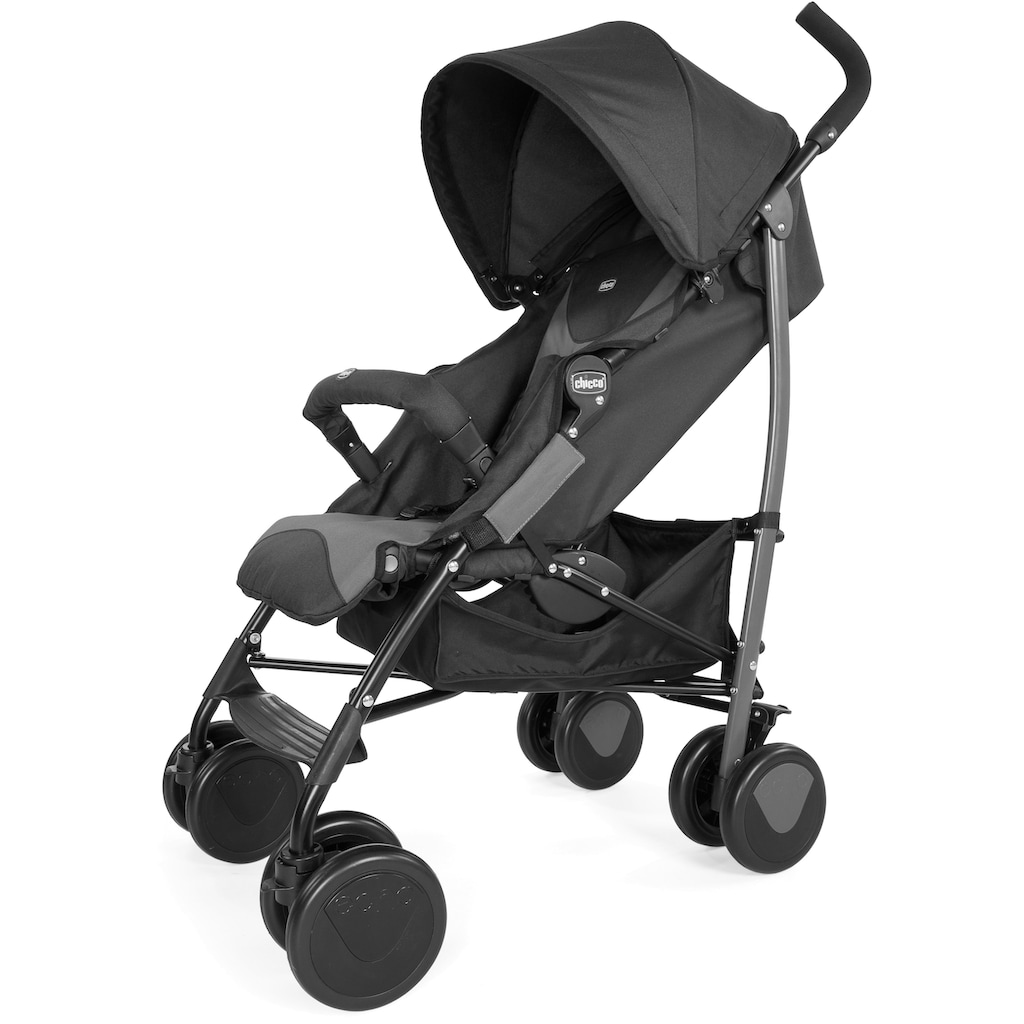 Chicco Kinder-Buggy »Echo, Stone«, mit Frontbügel; Kinderwagen, Buggy, Sportwagen, Sportbuggy, Kinderbuggy, Sport-Kinderwagen