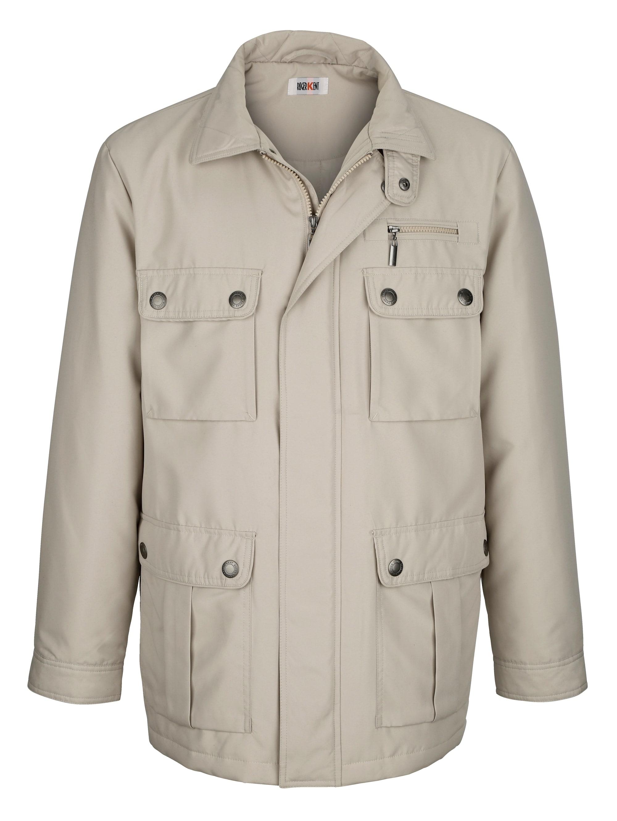 Roger Kent Longjacke mit vielen praktischen Taschen | Bekleidung > Jacken > Fieldjackets | Roger Kent