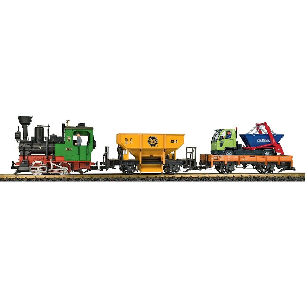 LGB Modelleisenbahn-Set »LGB Startset Güterzug 230 Volt - 70403«