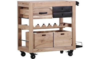 Gutmann Factory Küchenwagen »Trolley4« kaufen