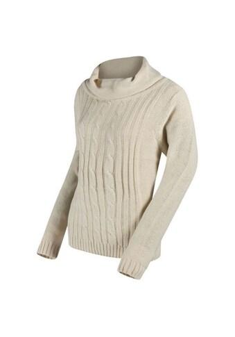 Regatta Strickpullover »Great Outdoors Damen Karlee Zopfmuster Sweater« kaufen