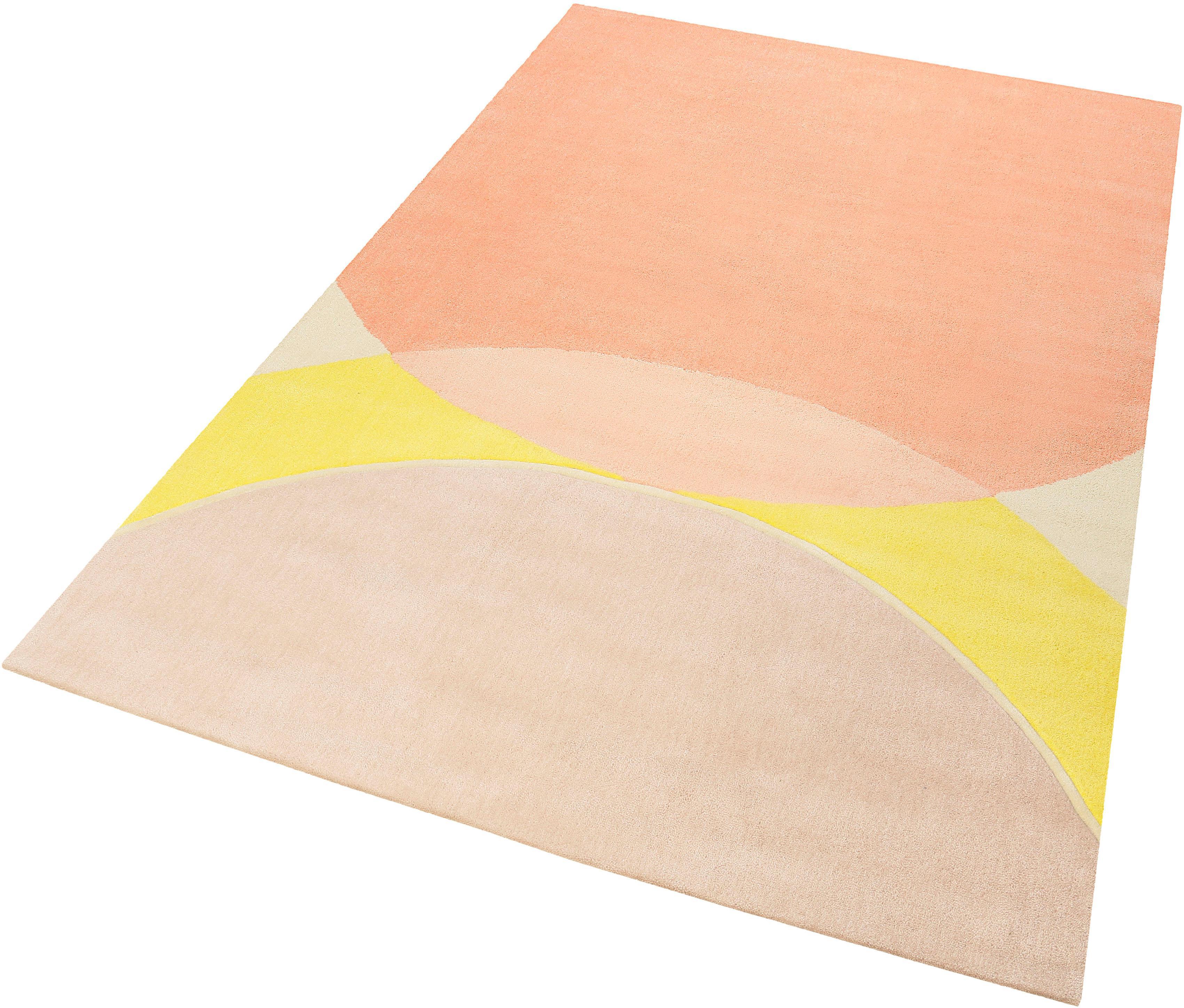 Teppich Tavai Esprit rechteckig Höhe 9 mm maschinell getuftet