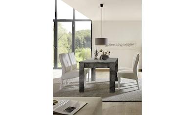 LC Esstisch »Dama«,Breite 180, erweiterbar durch Ansteckplatte kaufen