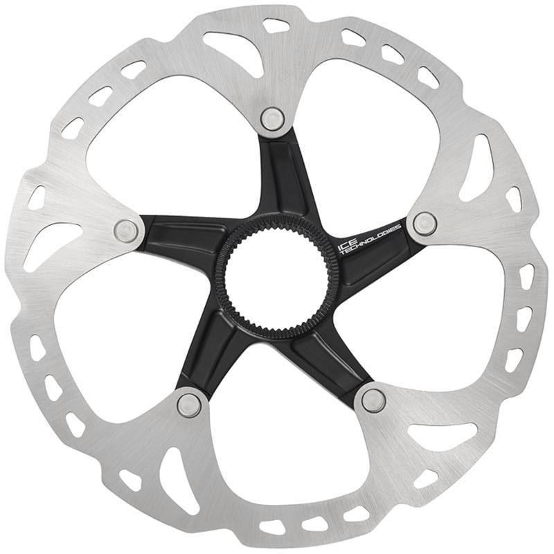 Shimano Bremsscheibe SM-RT81M (1-tlg) Technik & Freizeit/Sport & Freizeit/Fahrräder & Zubehör/Fahrradzubehör/Fahrradteile/Fahrradbremsen