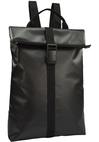Jost Freizeitrucksack »Tolja, schwarz«, Made in Europe kaufen
