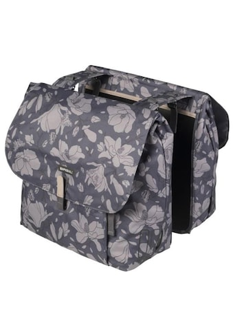 Basil Gepäckträgertasche »Magnolia Double Bag« kaufen