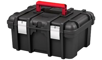 KETER Werkzeugkasten »Wide «, 42x33x20 cm, 16 Zoll, mit herausnehmbarem Kleinteilefach kaufen