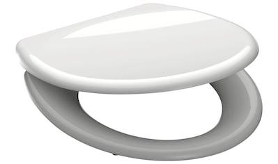 WELLTIME WC - Sitz mit Absenkautomatik, weiß, abnehmbar kaufen