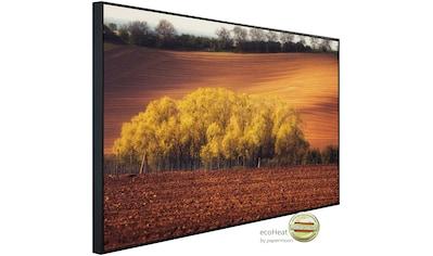 Papermoon Infrarotheizung »Bäume in Feldern«, sehr angenehme Strahlungswärme kaufen