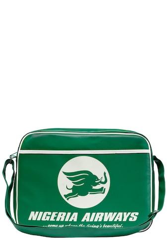 LOGOSHIRT Umhängetasche mit Nigeria Airways - Logo »Nigeria Airways« kaufen