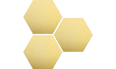 Alu - Dibond - Druck »Goldeffekt« (Set) kaufen