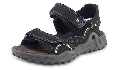 Lurchi Sandale »Manni«, mit Neon-Details kaufen