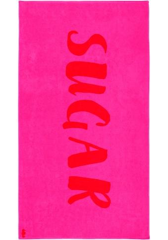 """Strandtuch """"Sugar"""", Seahorse kaufen"""