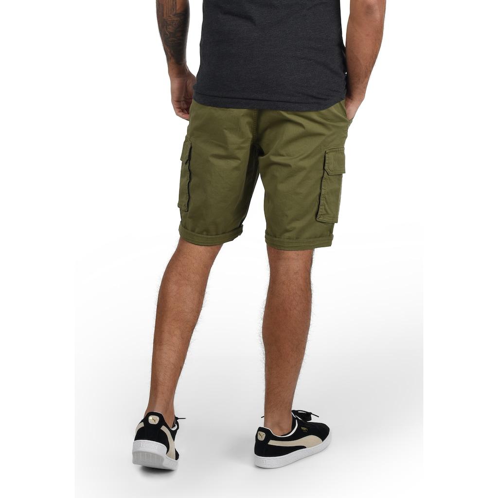 Blend Cargoshorts »Brian«, (mit abnehmbarem Gürtel), kurze Hose mit Cargo-Taschen und Gürtel