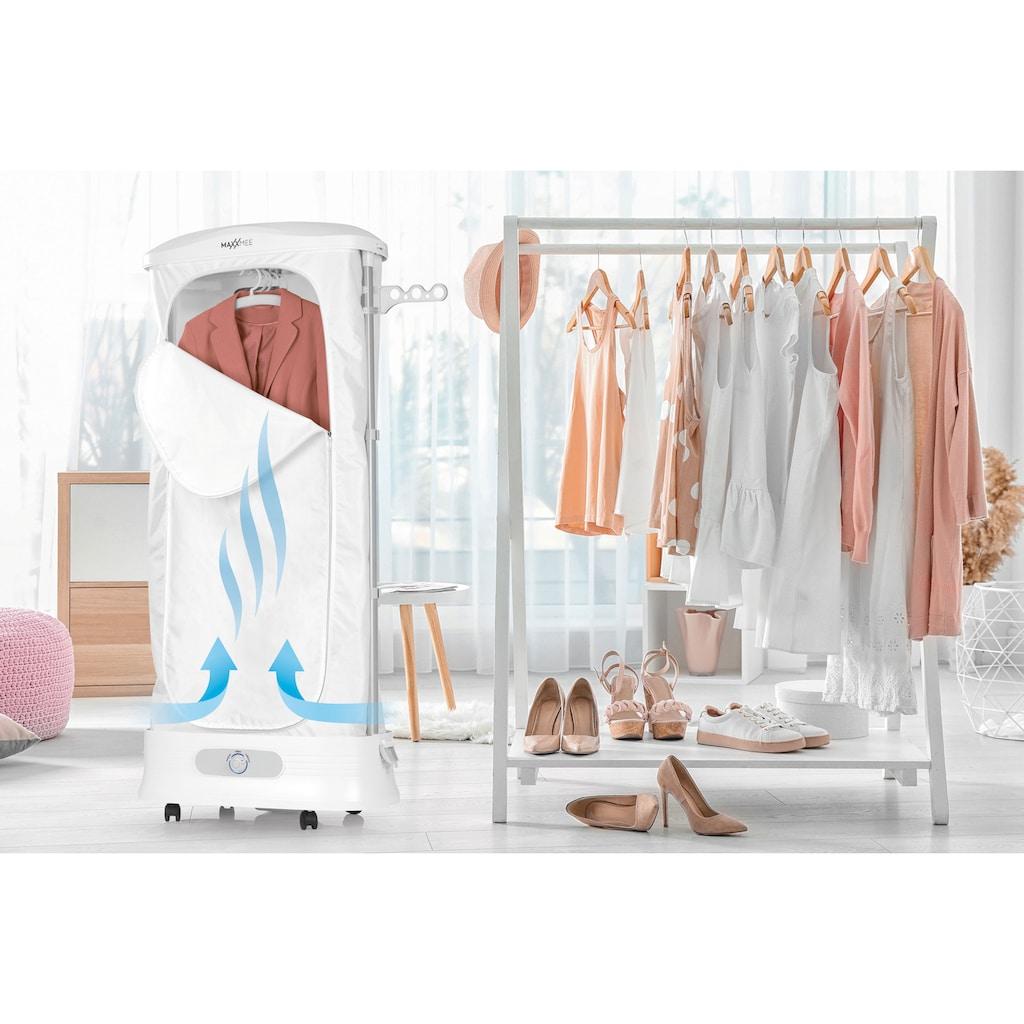 MAXXMEE Bügelsystem »Wäschepflege-Center 3in1«, zum Trocknen, Glätten & Auffrischen, weiß