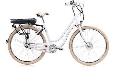 Tretwerk E - Bike »Traveler Retro«, 7 Gang Nabenschaltung, Frontmotor 250 W kaufen