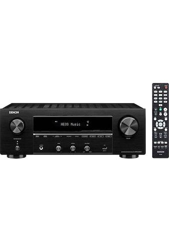 Denon Stereo-Netzwerk-Receiver »DRA-800H«, 2, (WLAN-Bluetooth Hi-Res... kaufen