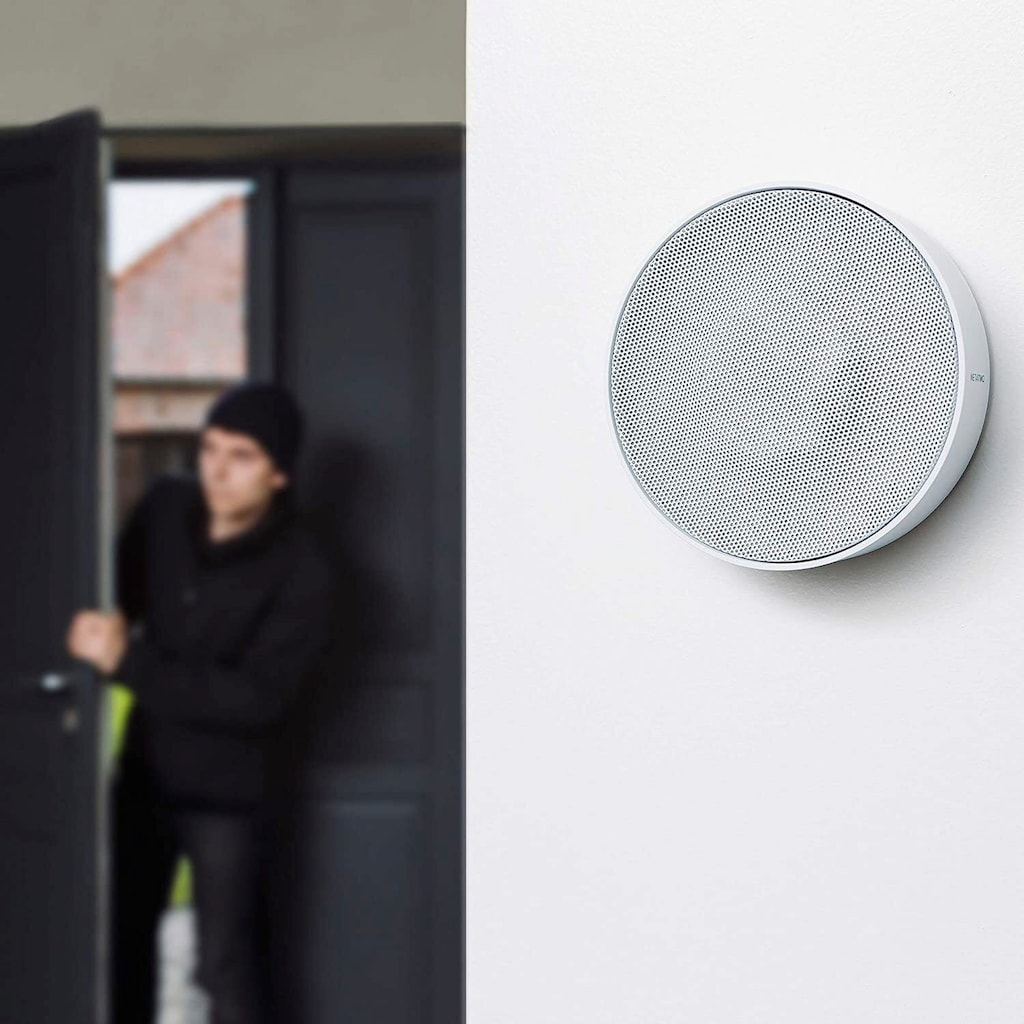 Netatmo Alarmsirene »Smarte Innen-Alarmsirene«