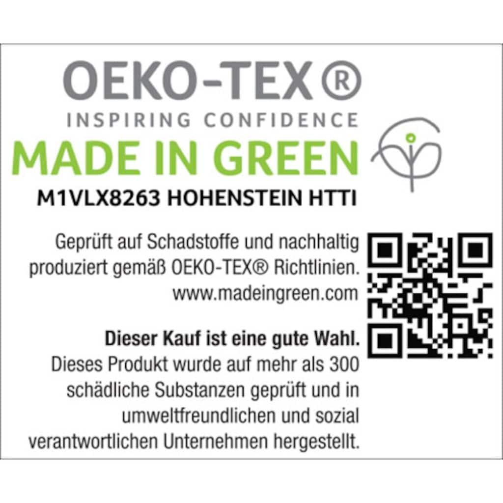 Curt Bauer Kissenbezug »Uni-Mako-Satin«, (1 St.), im schlichten Uni Design