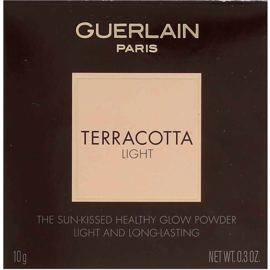 GUERLAIN Bronzer-Puder »Terracotta Light Powder«