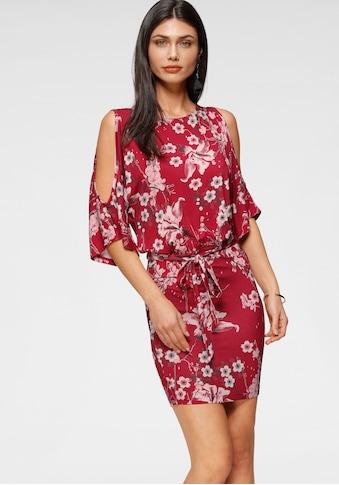 Melrose Jerseykleid, mit Fledermaus-Ärmeln - NEUE KOLLEKTION kaufen