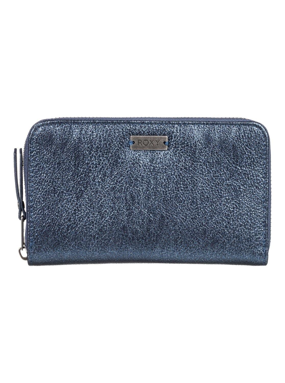Roxy Brieftasche Get Down | Accessoires > Portemonnaies > Brieftaschen | Blau | Roxy