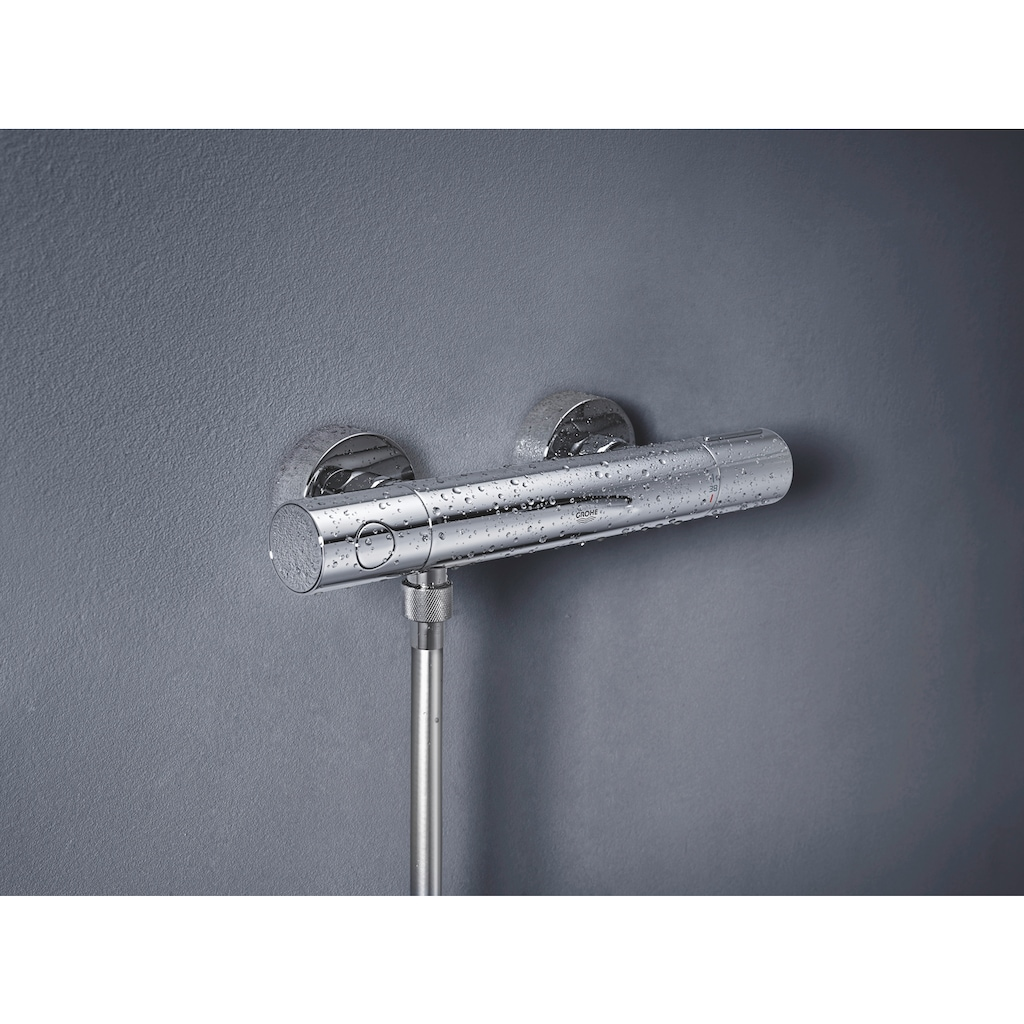 Grohe Brausethermostat »Grohtherm 800 Cosmopolitan«, Thermostat-Brausebatterie, DN 15