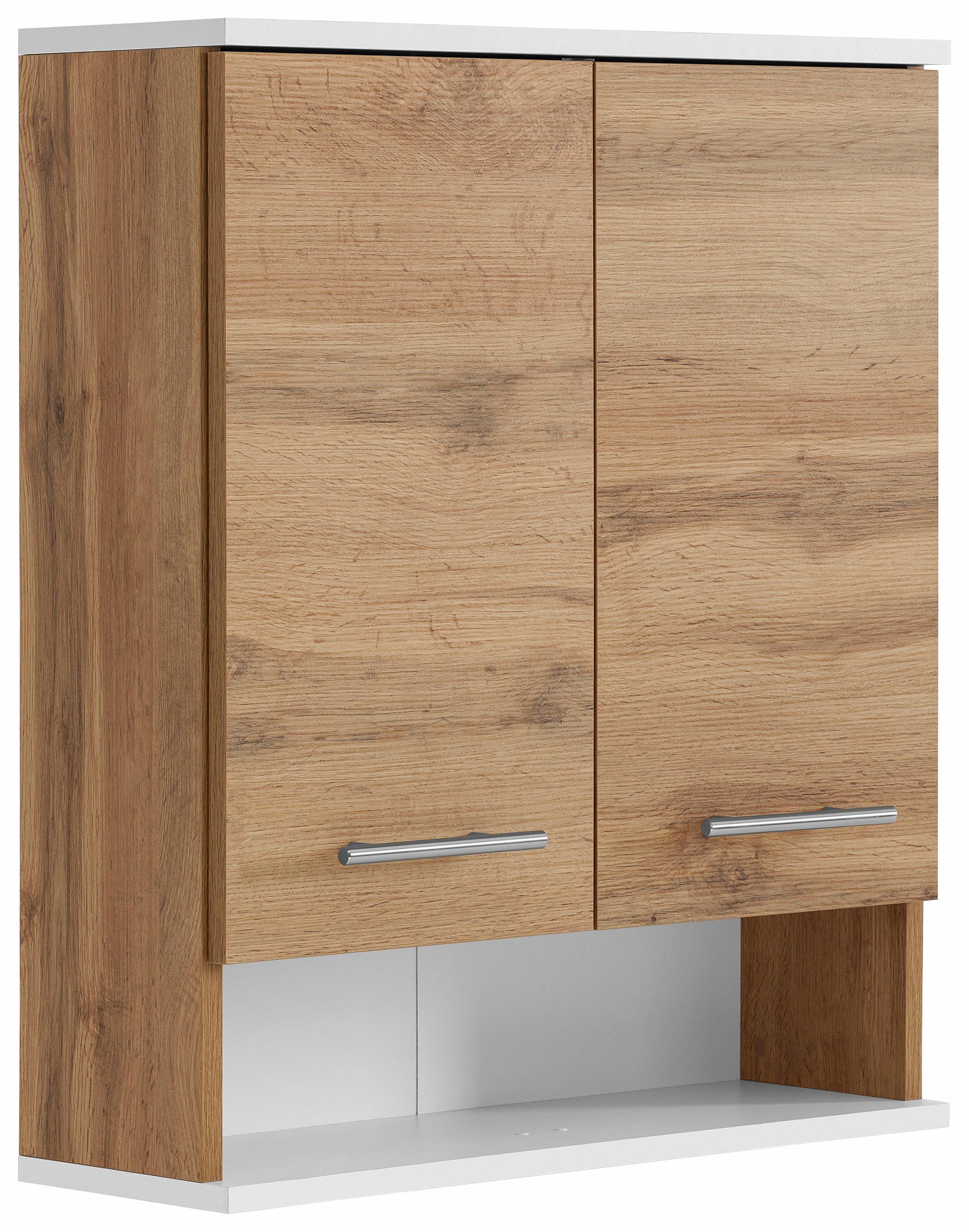 Schildmeyer Hängeschrank Rhodos, Breite 60 cm, verstellbarer Einlegeboden, günstig online kaufen