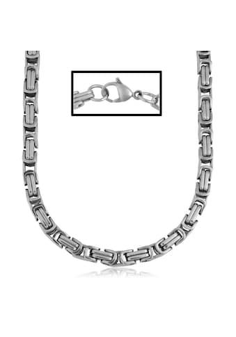 Firetti Edelstahlkette »Königskettengliederung, ca. 5,5 mm« kaufen
