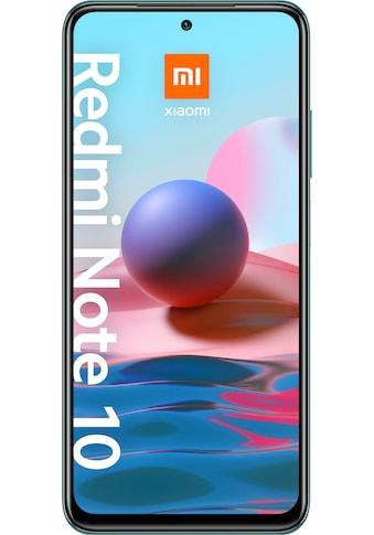 """Xiaomi Smartphone »Redmi Note 10«, (16,3 cm/6,43 """" 128 GB Speicherplatz, 48 MP Kamera) kaufen"""