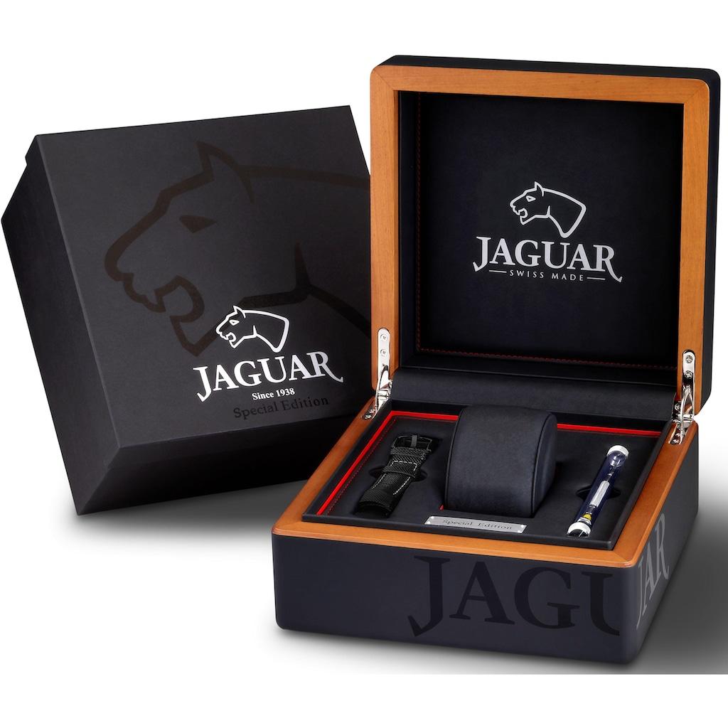 Jaguar Chronograph »Special Edition, J689/1«, (Set, 3 tlg., mit Wechselband und Werkzeug)