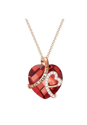 Rafaela Donata Herzkette »RD7702«, (1 tlg.), aus Sterling Silber kaufen