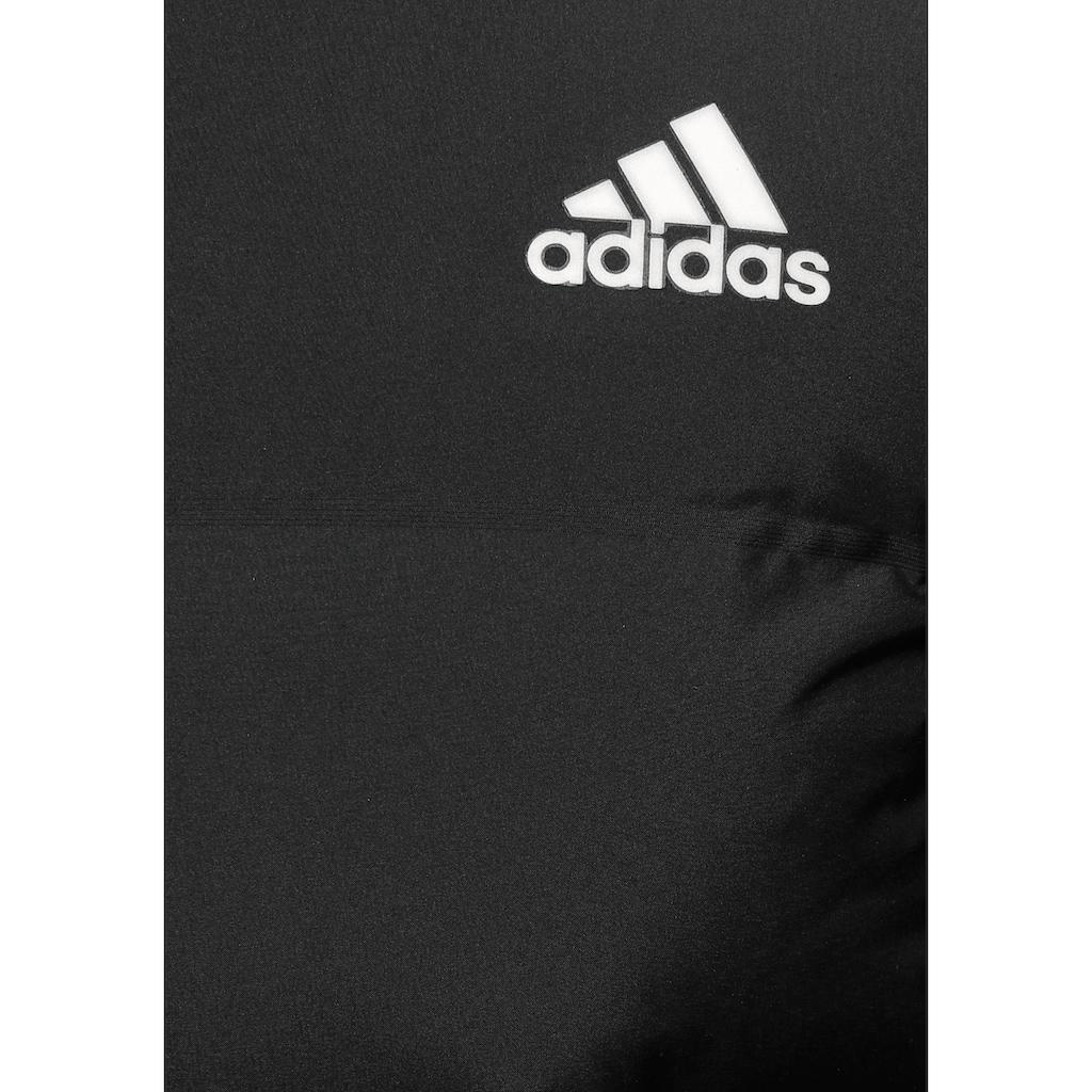 adidas Performance Daunenjacke »HELIONIC 3-STRIPES«