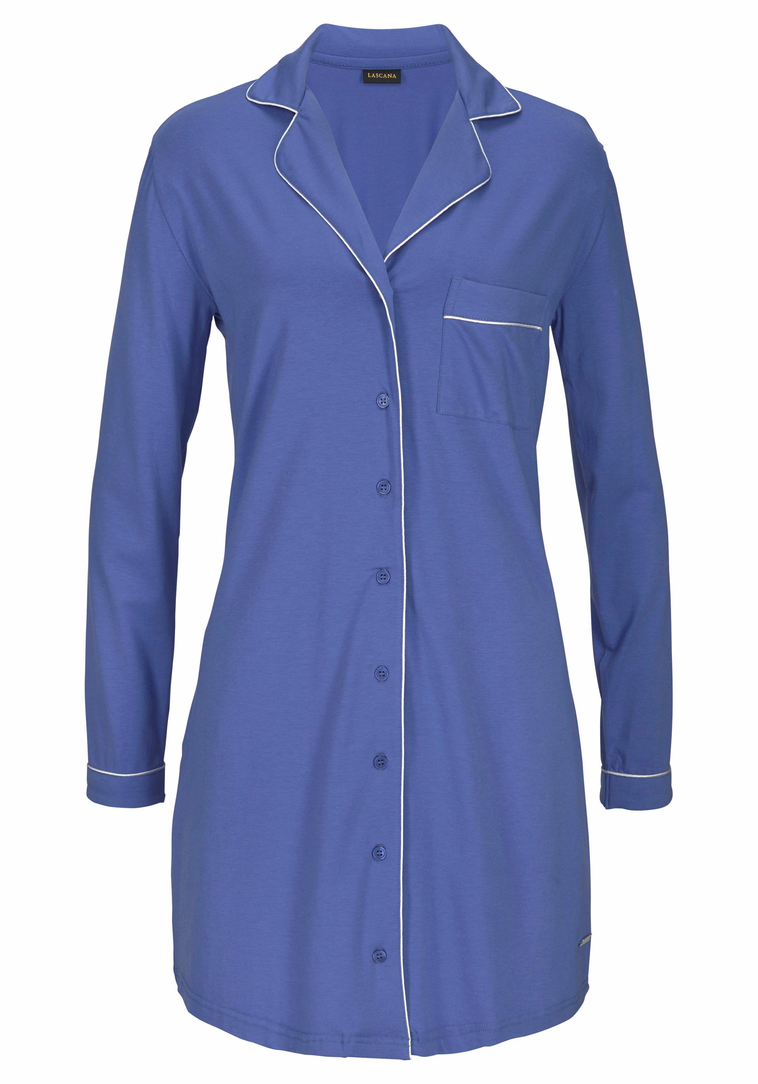 LASCANA Nachthemd | Bekleidung > Nachtwäsche > Nachthemden | Lascana