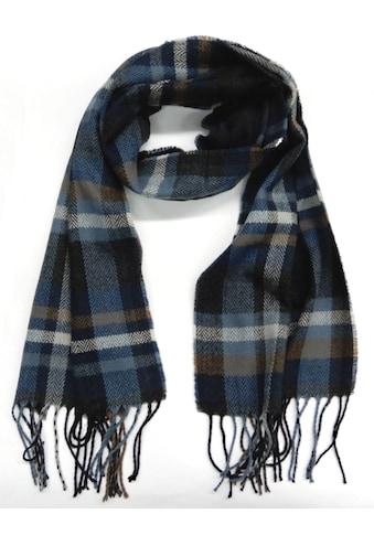 Chaplino Schal, mit winterlichen Fransen kaufen