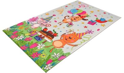 Kinderteppich, »Lovely Kids 418«, Böing Carpet, rechteckig, Höhe 6 mm, gedruckt kaufen