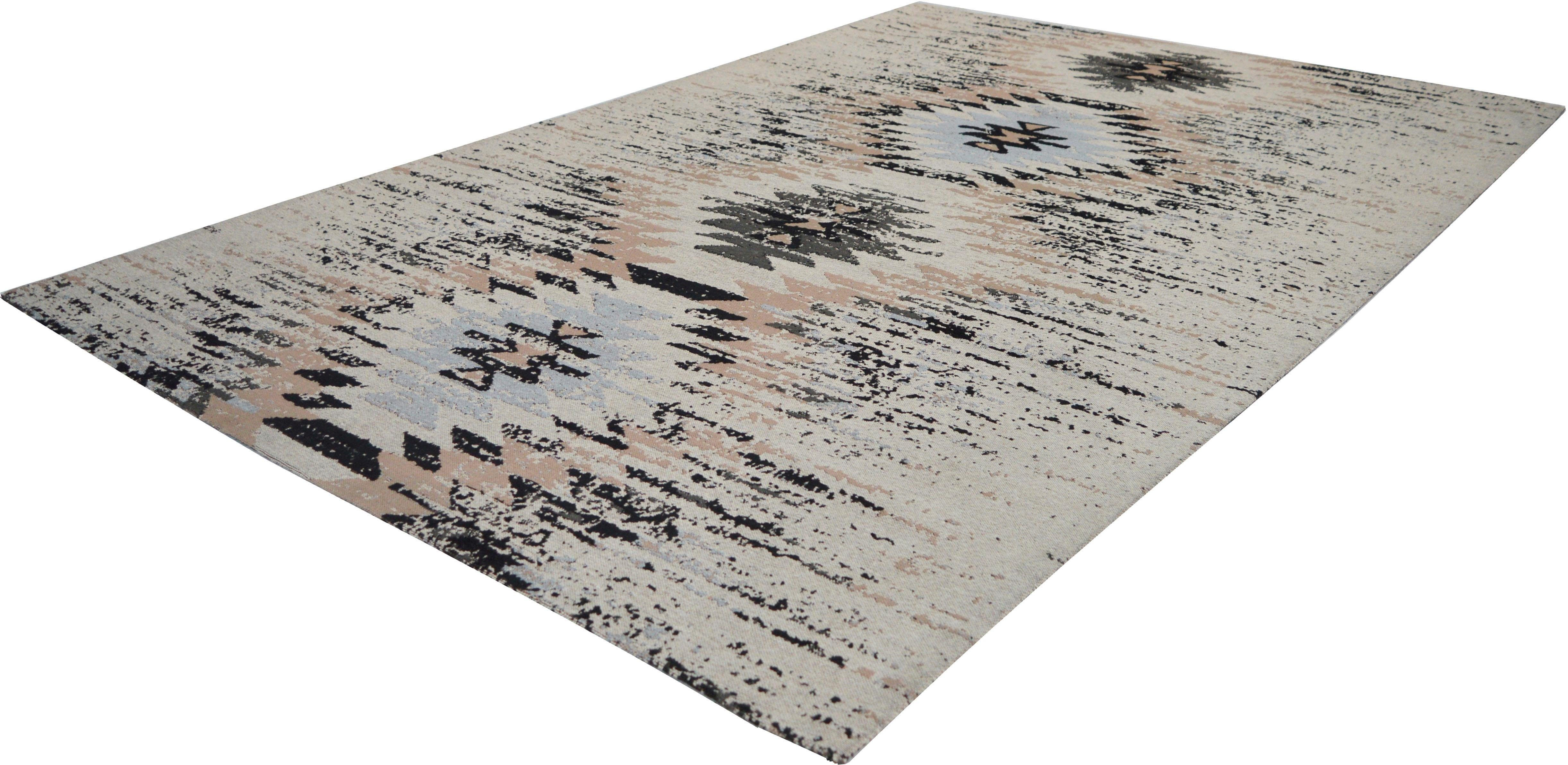 Teppich Rugia 205 calo-deluxe rechteckig Höhe 8 mm handgewebt