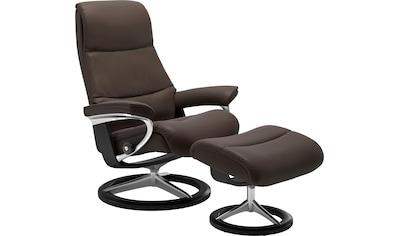 Stressless® Relaxsessel »View«, mit Signature Base, Größe M,Gestell Schwarz kaufen