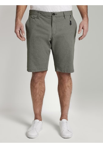 TOM TAILOR Men Plus Chinohose »Josh Regular Slim Chino Shorts« kaufen