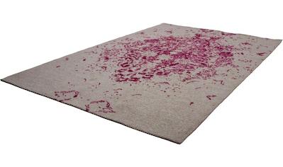 calo-deluxe Teppich »Catania 750«, rechteckig, 10 mm Höhe, Kurzflor, Wohnzimmer kaufen