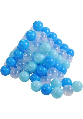 Knorrtoys® Bällebad - Bälle »soft blue + white« kaufen