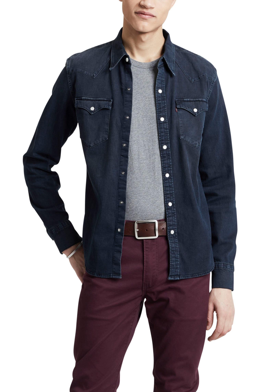 Levi´s Jeanshemd BARSTOW WESTERN | Bekleidung > Hemden > Jeanshemden | Blau | Levi´s