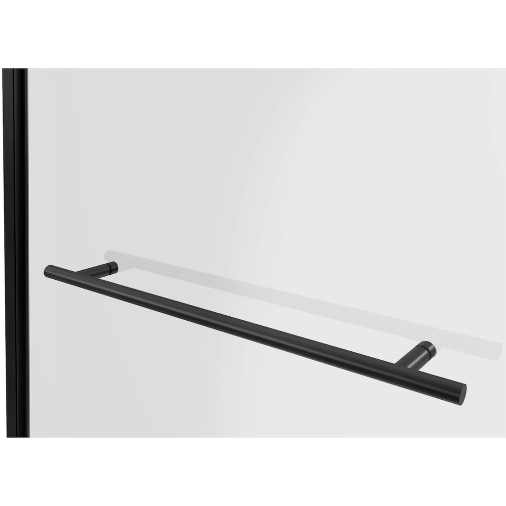 Marwell Badewannenfaltwand »FACTORY«, Breite: 125 cm